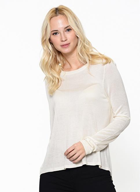 Vero Moda Triko Beyaz